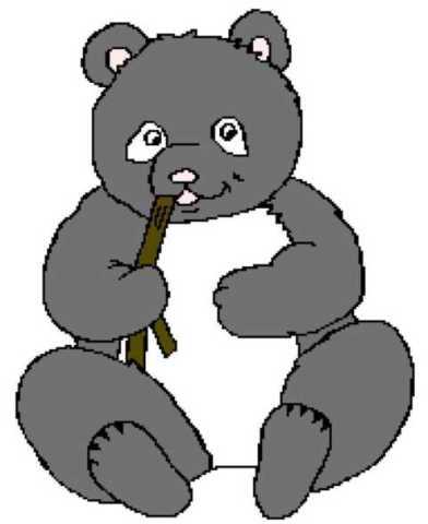 Baby Panda 191x234
