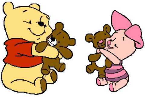 Baby Pooh and Piglet 2 328x220