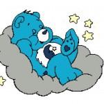 Bedtime Bear on Cloud 233x175