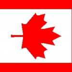 Canadian flag 197x295