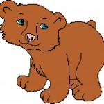 Cute Baby Bear 162x156_mini