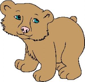 Cute Baby Bear 243x234_mini