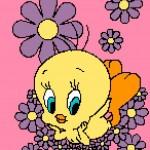 Flower Tweety 146x182_mini