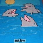 Dolphin Blanket 3