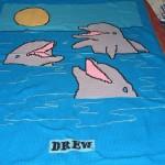 Dolphin Blanket 5