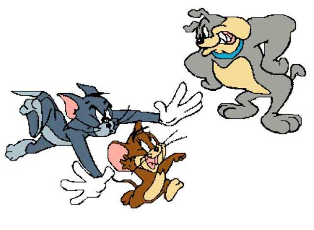 Tom, Jerry and Spike 435x319_mini
