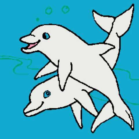 Two Dolphins 288x288_mini