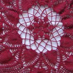 Burgundy Tablecloth 2