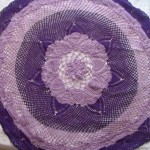 Purple Tablecloth 1