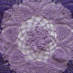 Purple Tablecloth 2