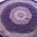 Purple Tablecloth 3
