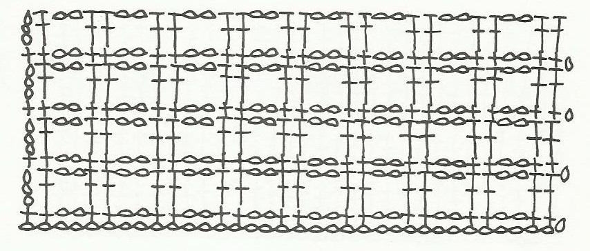 Crochet Diagram