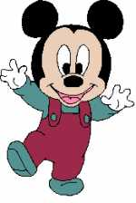 Baby Mickey 175x261