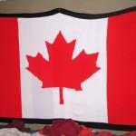Canadian Flag 2