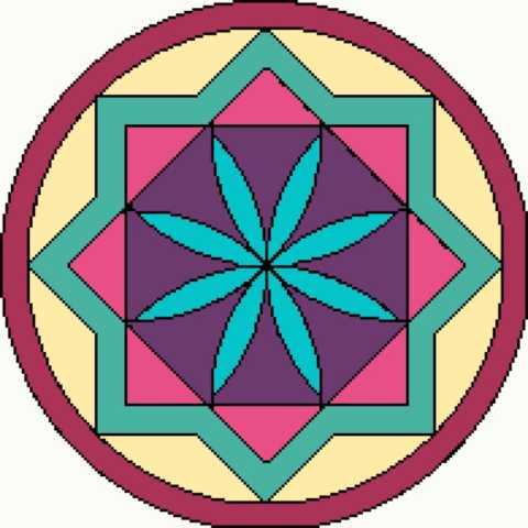 Mandala 1 195x195