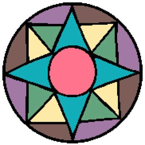 Mandala 2 182x182