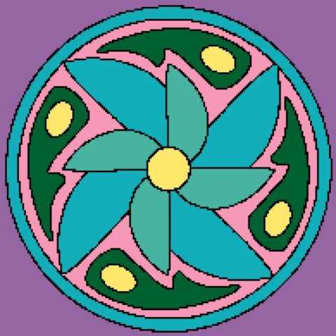 Mandala 3 195x195