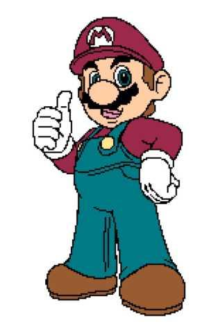 Mario 2 154x235