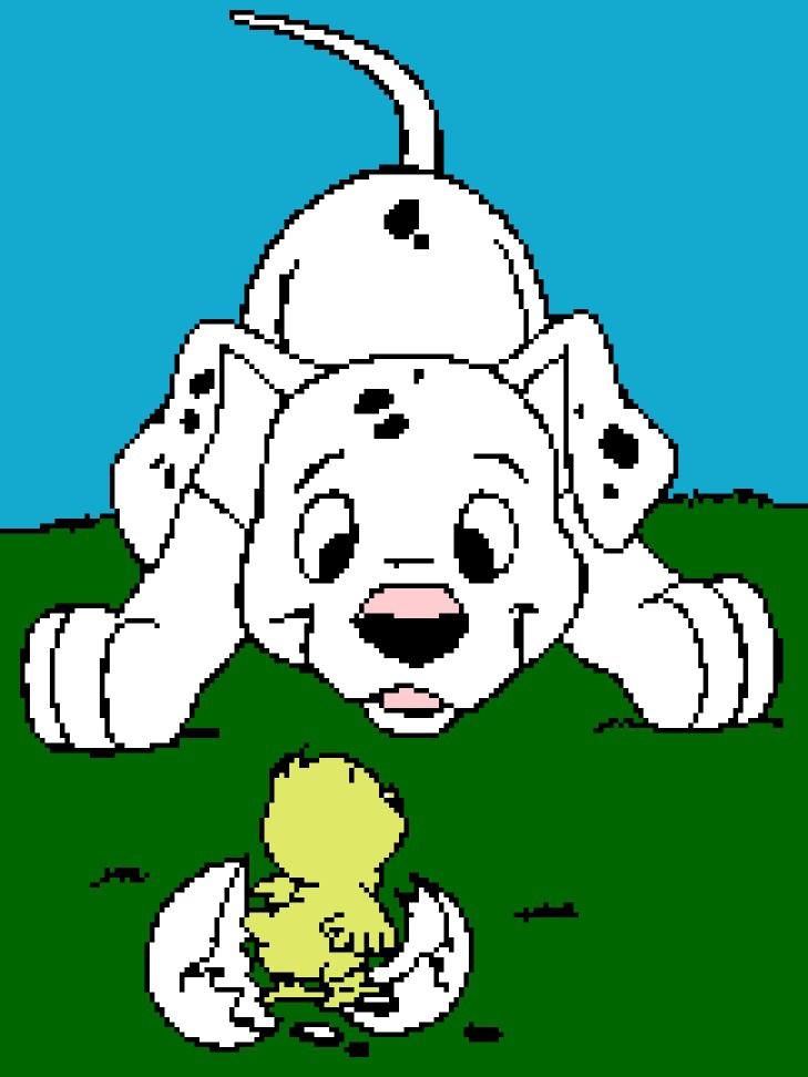 Baby Dalmatian 1 162x216