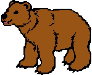 Cute Brown Bear 1 149x121