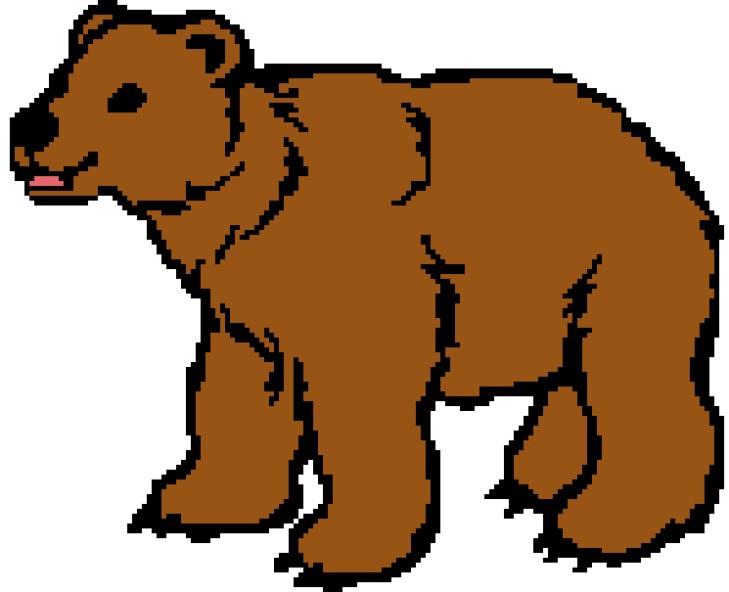 Cute Brown Bear 1 149x121
