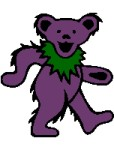 Greatful Dead Bear 1 152x200